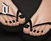 Black FlipFlops