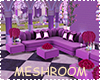 [0V3] Purple Sofa