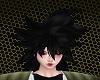 Saiyan Hair F Black