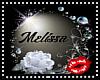 Melissa Bubble Sticker