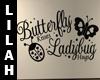 *L* Ladybug Wall Decor1