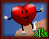Little Red Heart Pet