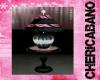 Pink Zebra Lamp