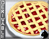 !Lattice Cherry Pie