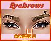 ! Female Choco Eyebrows