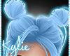 Exclusive Blue Hair