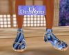 TK-Mens Blue Sandal