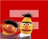 bert and ernie equality