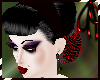 DITA Black with red net