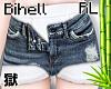 B! Boyfriend Shorts RL