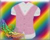 Stem pink vest