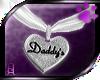 Daddy's collar (white)