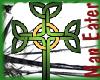 ! Celtic knot cross