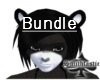 [ST] Goth Bear Bundle