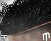 Curly Frohawk - Black