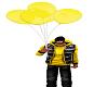 ballon jaune 1