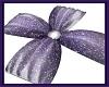 Purple Ceiling Drape