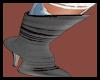 Fall Cowgirl Boot GRAY