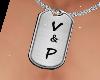 colgante V & P