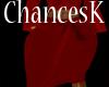 cherry red skirt xxl