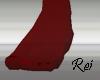 [R] Red Slime Male Feet