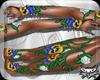 ! ViolisFlowers LegsArms