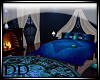 Blue Romantic Bedroom