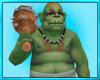 Green Strong Troll