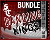 [N.Y]DANCING KINGS BUND]
