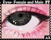 舍. Eyes Black Ahegao