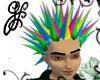 GF-Rainbow Mega Spikes
