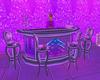 Neon Christmas Bar