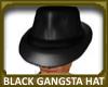 Black Gangsta Hat