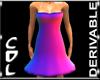 CdL Derivable Tube Dress