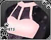 [Pets] Halter | rose