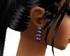 Kenia Blue Earrings