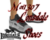 Lonsdale grey shoes
