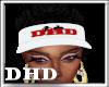 DHD visor n hair