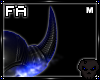 (FA)HornsForHoodM Blue