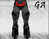 GA Blk M Armor Bottom