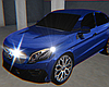 Benz GLE AMG | NIP Blue