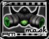 [AM] Gas Mask Green