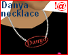 !@ Necklace with name