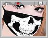 ☪ Skull Face Mask.