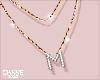 [Req] M necklace