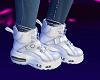 FG~ White Sneakers