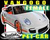 VG White SPORT Car AVI F