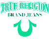 TRUE RELIGION GREEN
