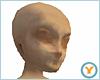 Featureless Head (Bald)
