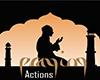 [M] Praying Actions